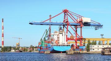 Wzrost przeładunków kontenerów w porcie Gdańsk