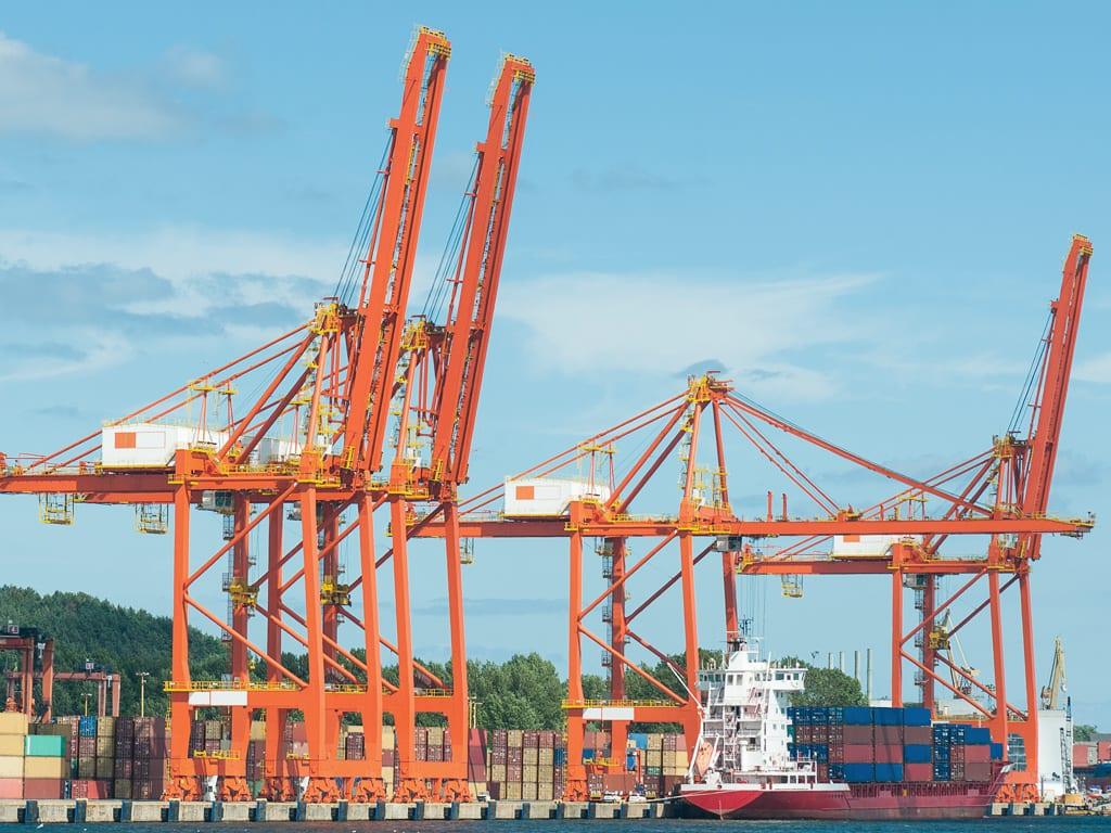 Polskie porty