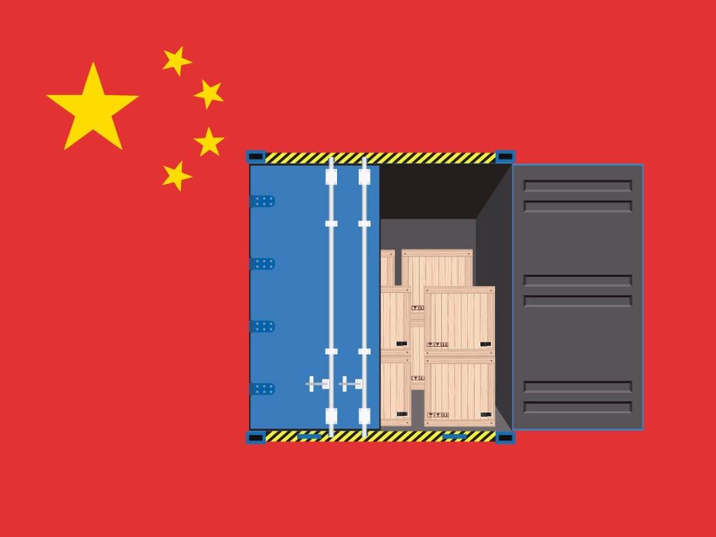 Drobnica z Chin