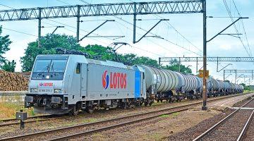 LOTOS Kolej inwestuje w transport intermodalny
