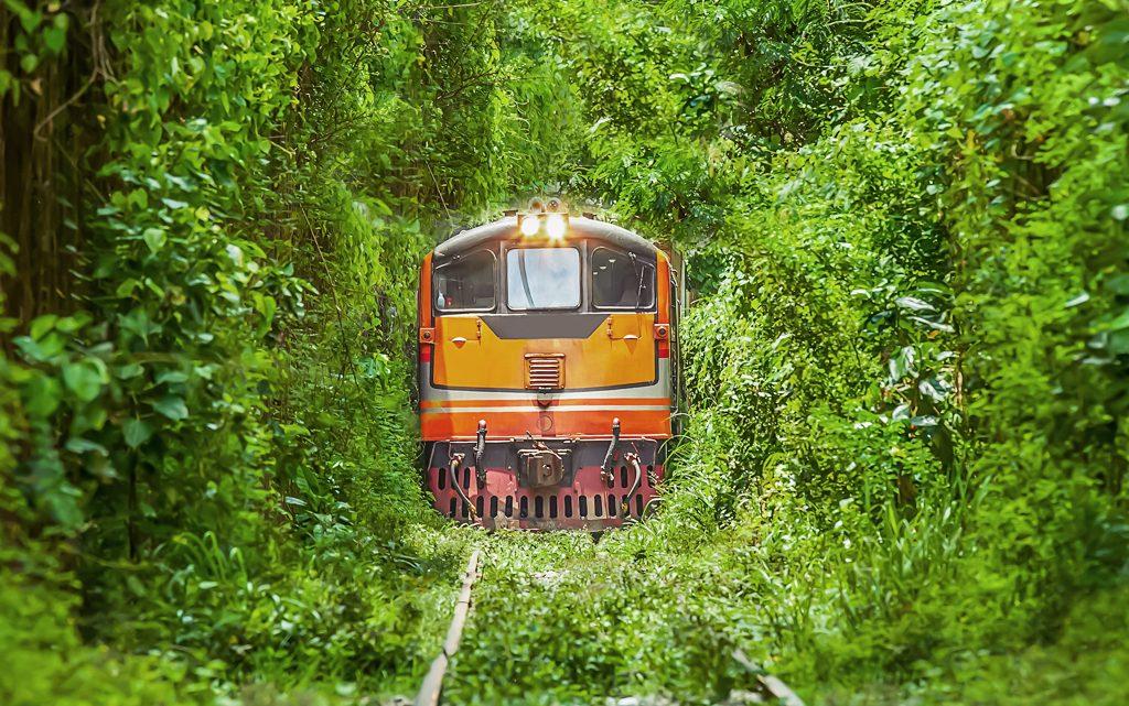 Transport kolejowy będzie jeździł ciszej!