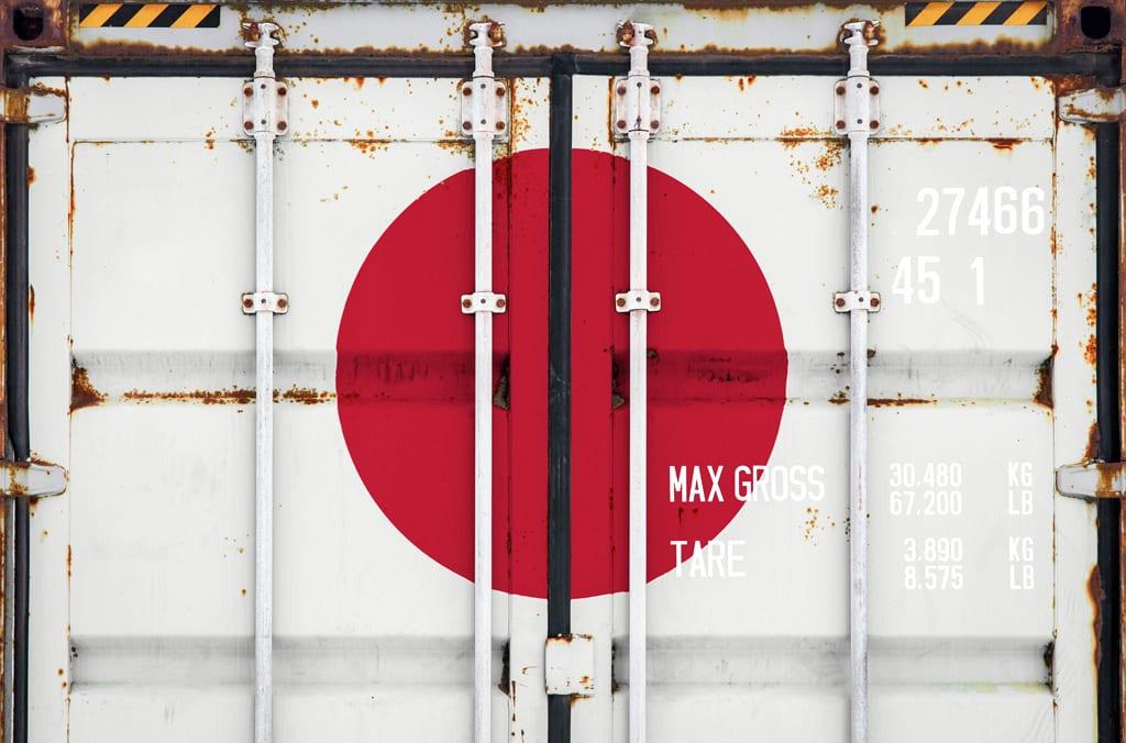 Handel z Japonią