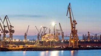 Porty w Polsce