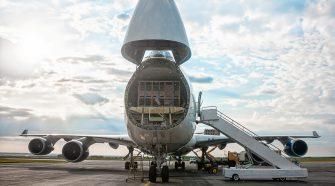 cargo w lotnictwie