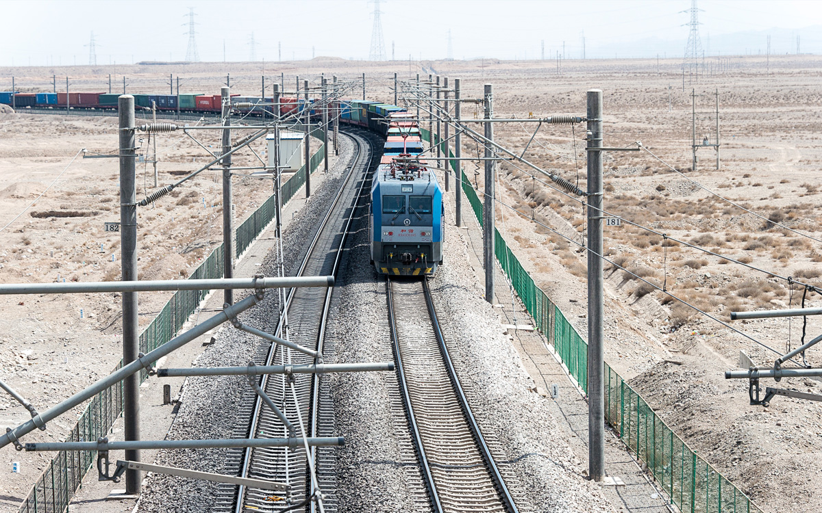 Połączenie kolejowe