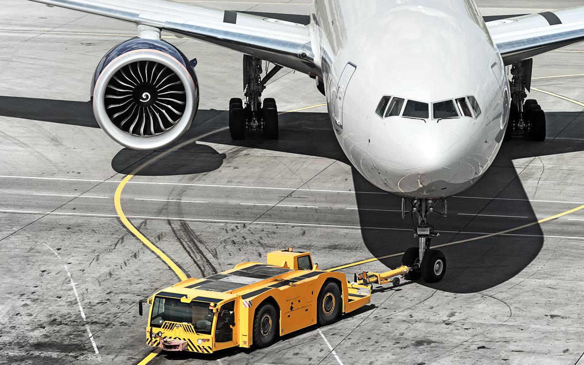 Przestrzeń lotnicza